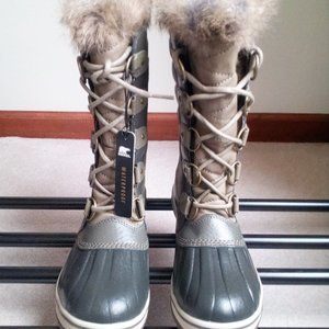 SOREL WomenTall Tofino Snow Boot NEW